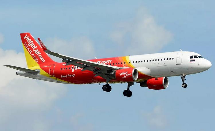 самолет VietJet Air
